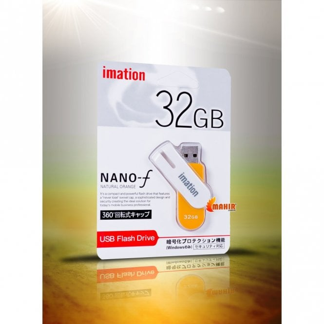 Imation NANO-f 32GB USB Flash Drive