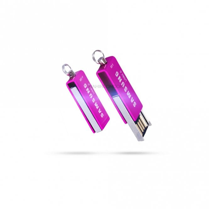 Samsung Mini 8GB/16GB/32GB USB Flash Drive-Pink