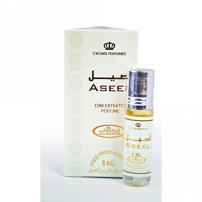 Attar: ML 011398 Aseel 6ml (Halal) from Al Rehab