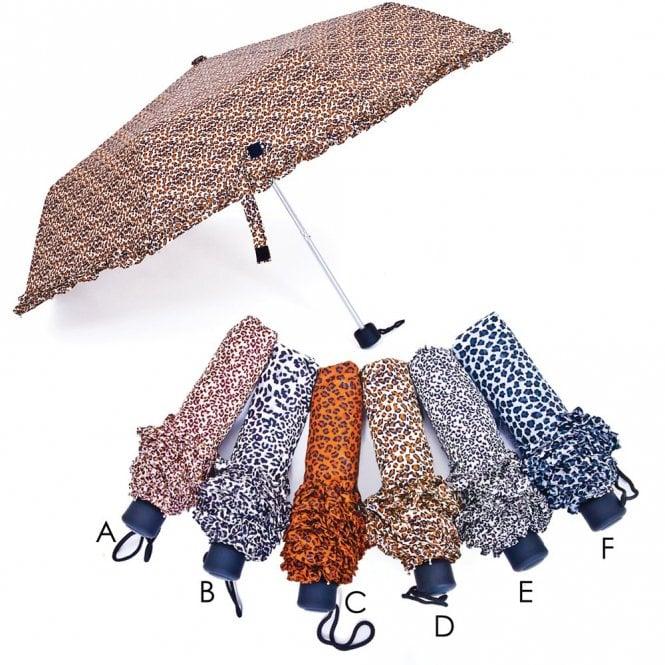 K-62 Premium Quality Leopard Print Umbrella