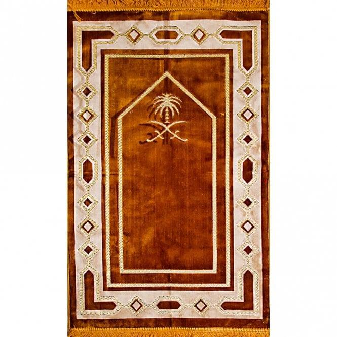 Islamic:: Islamic Prayer Mat / Rug / Musalah / Janamaz [ML 07R]