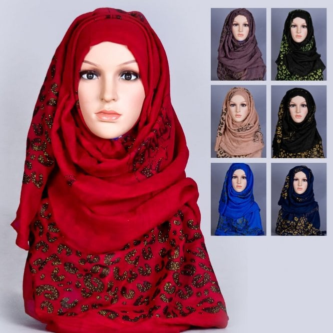 Jilbab/Hijab Scarf ML 6157