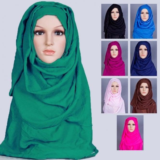 Jilbab/Hijab Scarf ML 6159