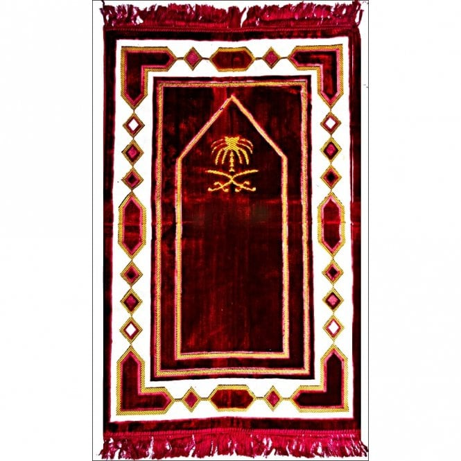 Islamic:: Prayer Mat / Rug / Musalah / Janamaz [ML 19R]