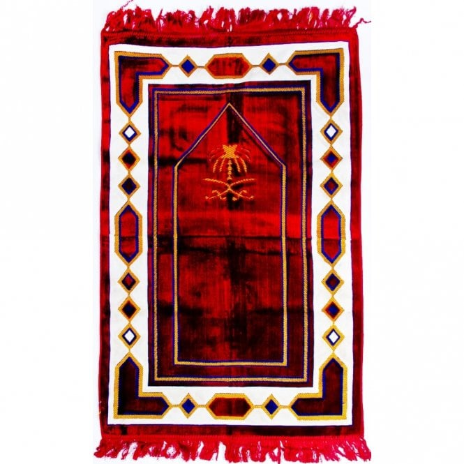 Islamic:: Prayer Mat / Rug / Musalah / Janamaz [ML 18R]