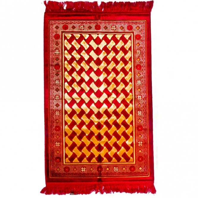 Islamic:: Prayer Mat / Rug / Musalah / Janamaz [ML 45R]