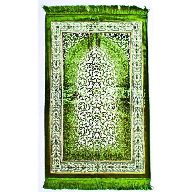 Islamic:: Prayer Mat / Rug / Musalah / Janamaz [ML 38R]