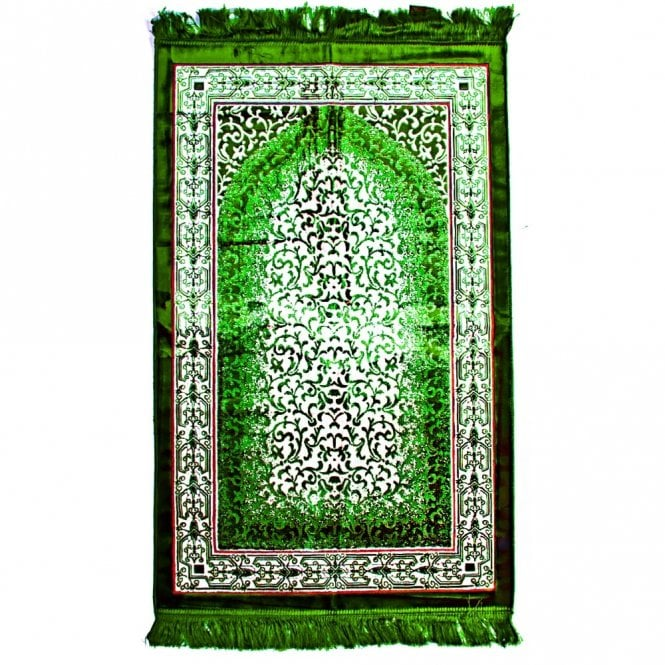 Islamic:: Prayer Mat / Rug / Musalah / Janamaz [ML 35R]