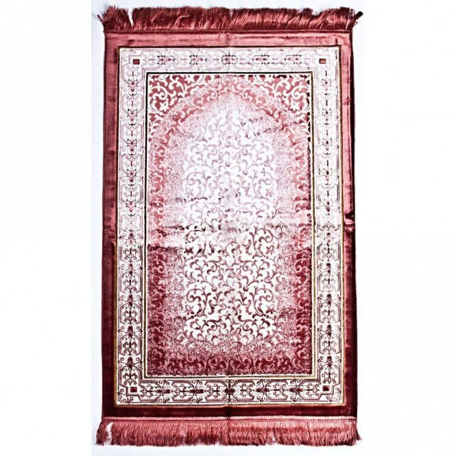 Islamic:: Prayer Mat / Rug / Musalah / Janamaz [ML 34R]