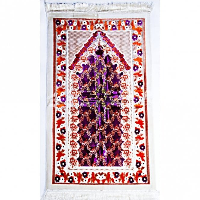 Islamic:: Prayer Mat / Rug / Musalah / Janamaz [ML 24R]