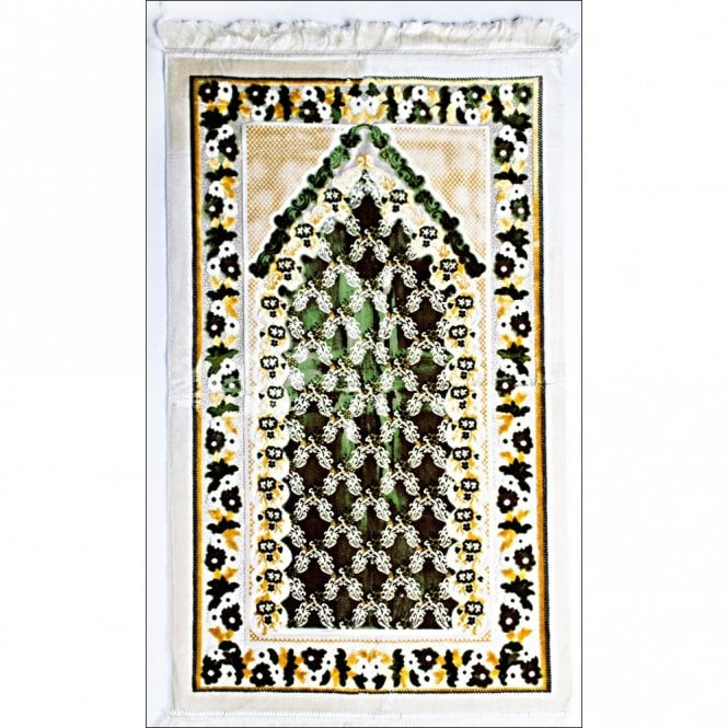 Islamic:: Prayer Mat / Rug / Musalah / Janamaz [ML 23R]