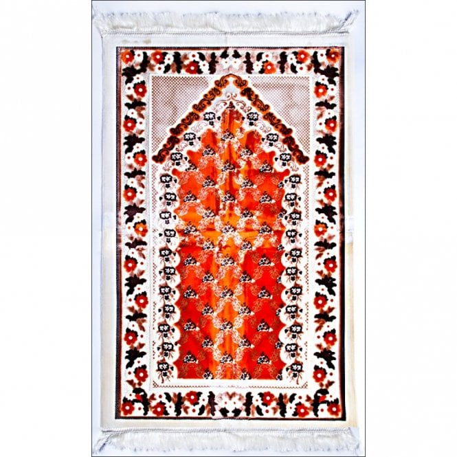 Islamic:: Prayer Mat / Rug / Musalah / Janamaz [ML 22R]