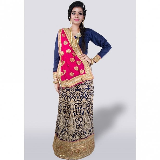Lahenga Saree ML 2627