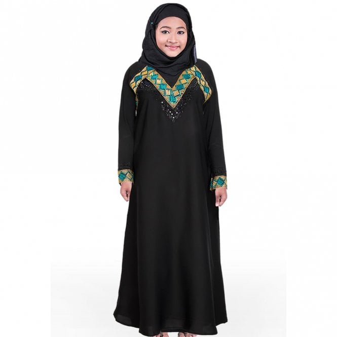 Children Abaya ML 31150