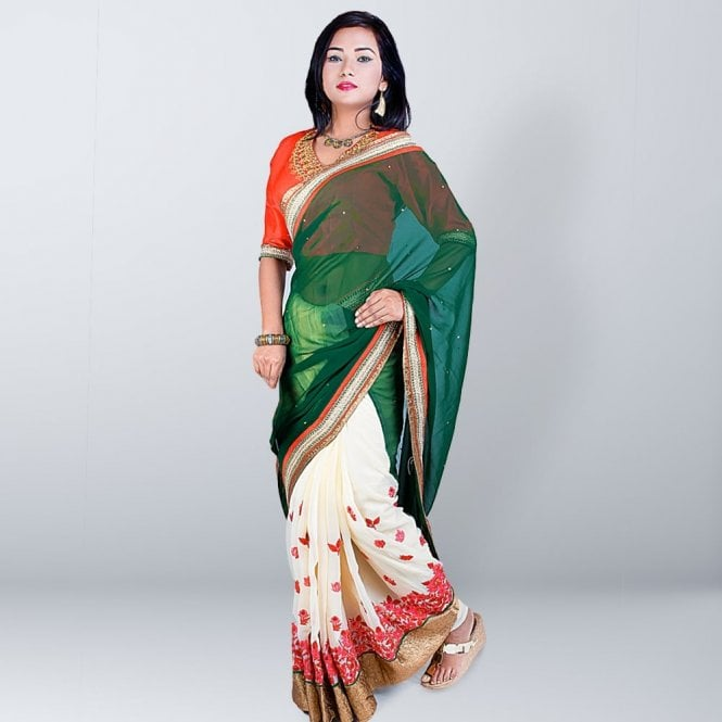 Saree ML 2667
