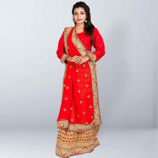 Lahenga Saree ML 2661