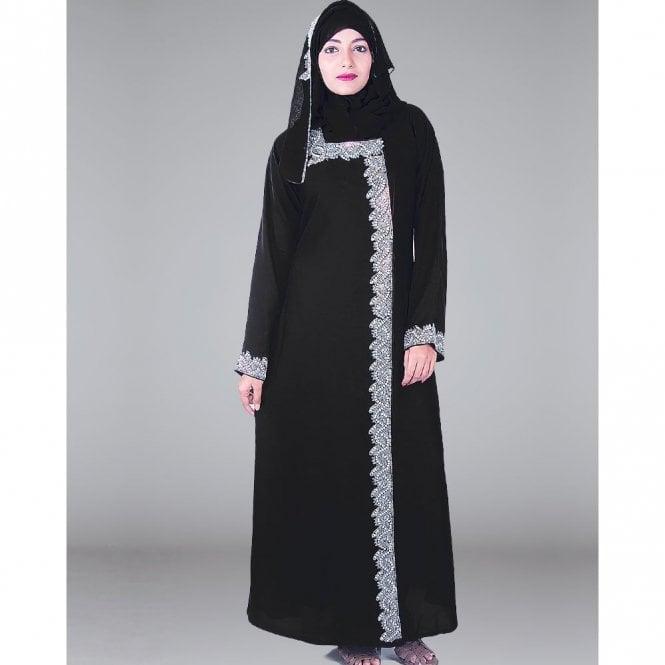 Jacket Style Abaya ML 31184