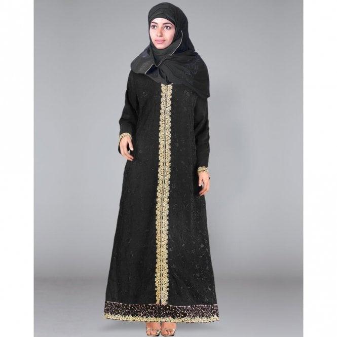 Gown/Jilbab ML 31163