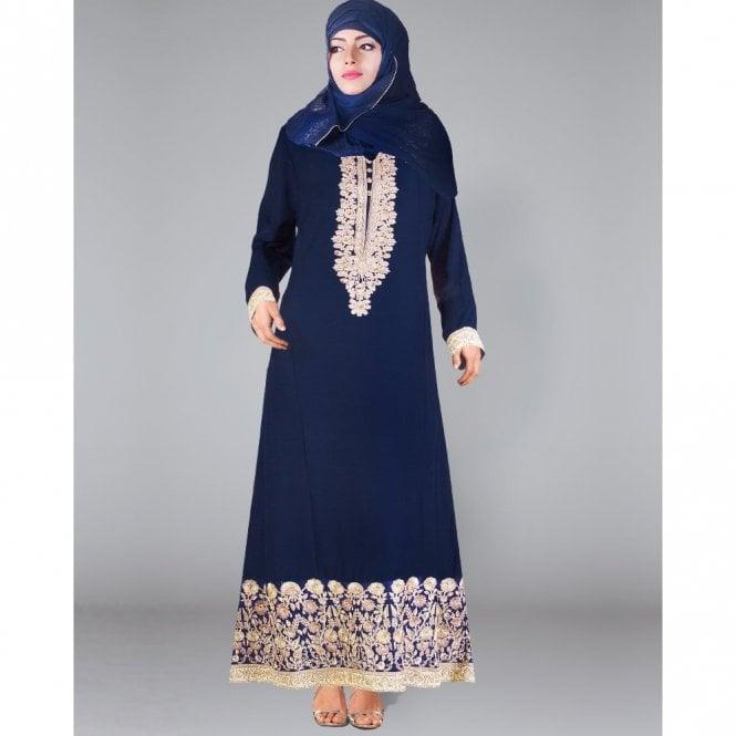 Gown/Jilbab ML 31165
