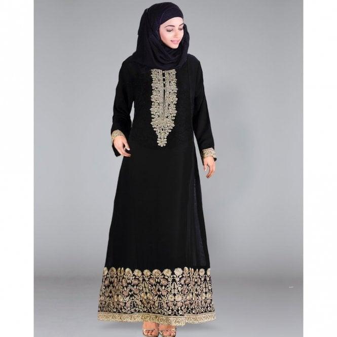 Gown/Jilbab ML 31166