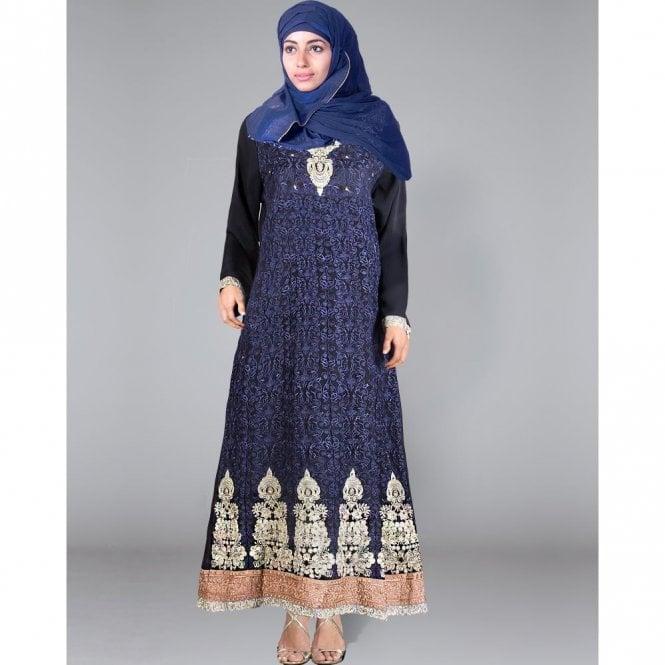 Gown/Jilbab ML 31167