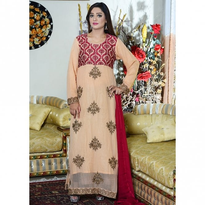 Churidar Suit ML 11823