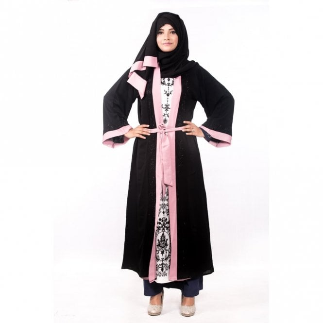 Umbrella Cut Abaya ML 31360
