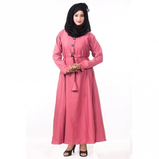 Umbrella Cut Abaya ML 31353