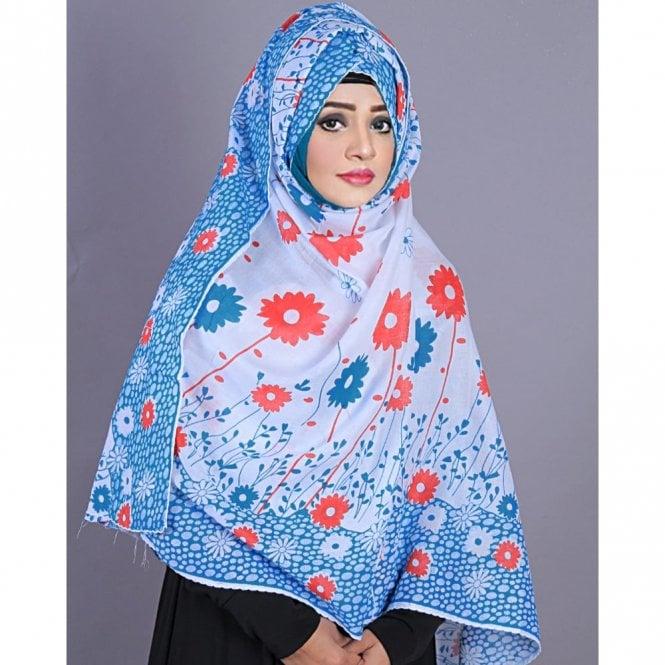 Jilbab/Hijab Scarf ML 6194 Prayer Chaddar/ Namaj-Er-Chaddar