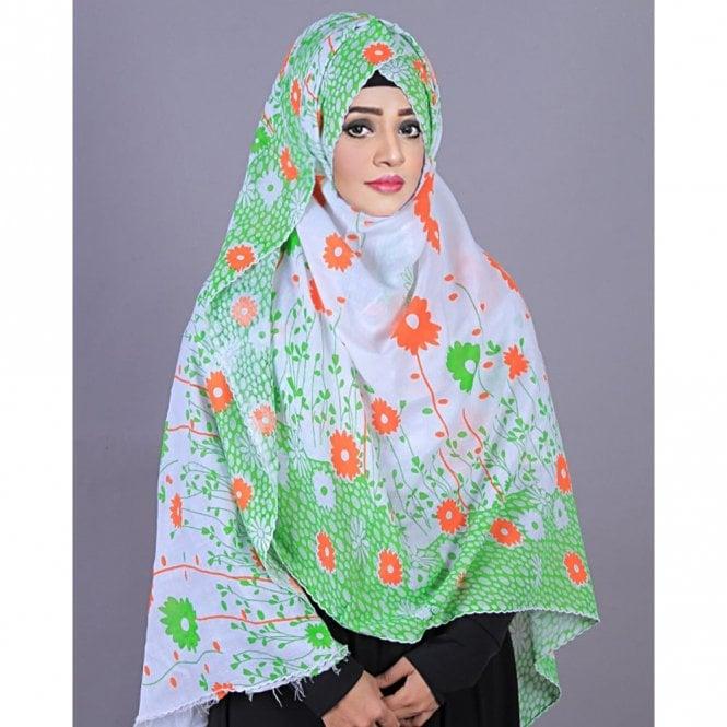 Jilbab/Abaya Scarf ML 6190 Prayer Chaddar/ Namaj-Er-Chaddar