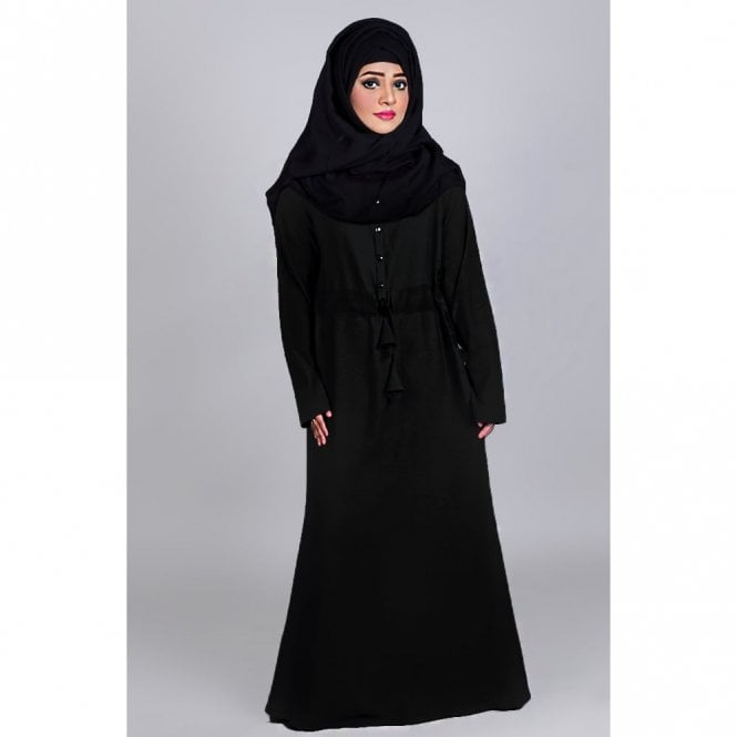 Umbrella Cut Abaya ML 31454