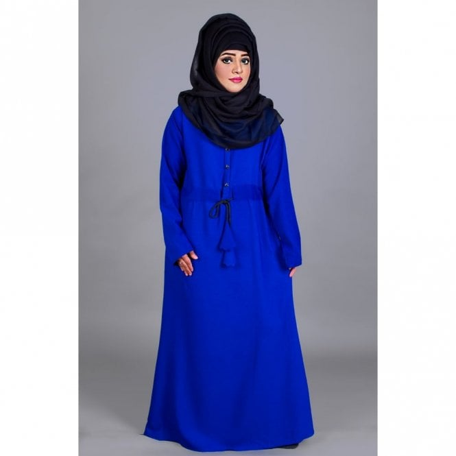 Umbrella Cut Abaya ML 31455
