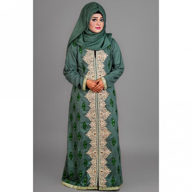 Gown/Jilbab ML 31442