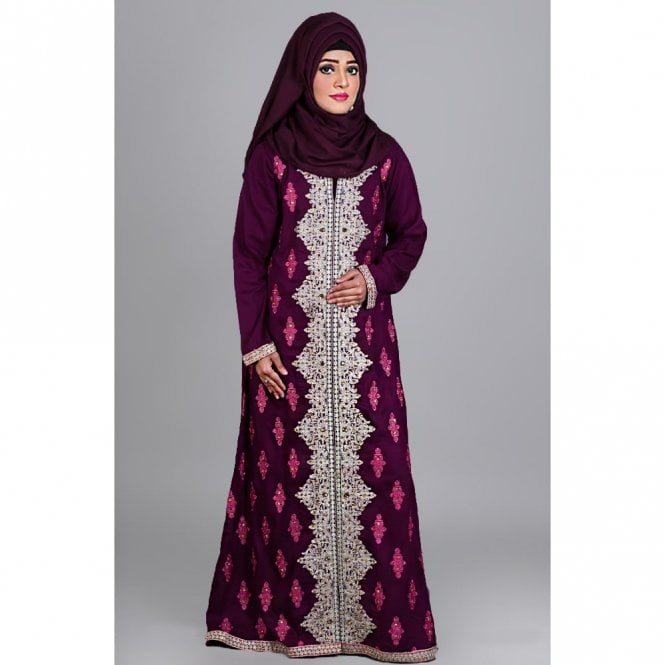 Gown/Jilbab ML 31443