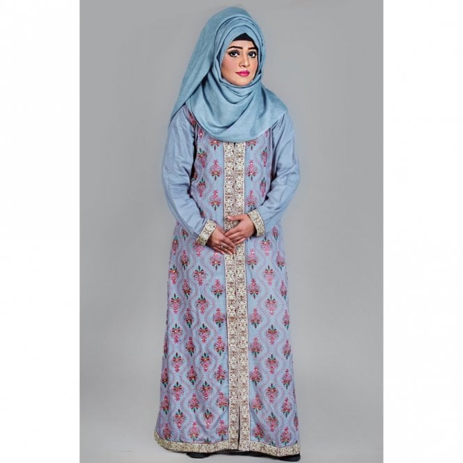 Gown/Jilbab ML 31436