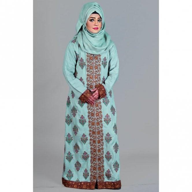 Gown/Jilbab ML 31386