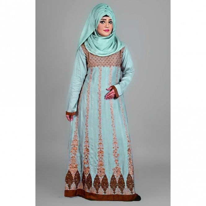 Gown/Jilbab ML 31450