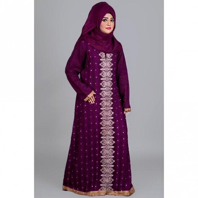 Gown/Jilbab ML 31382