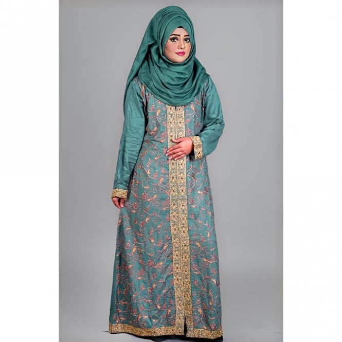 Gown/Jilbab ML 31447