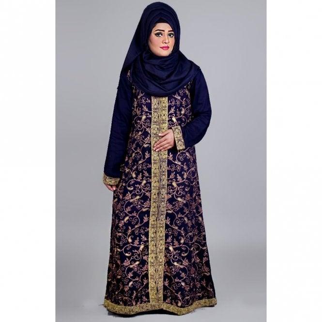 Gown/Jilbab ML 31446