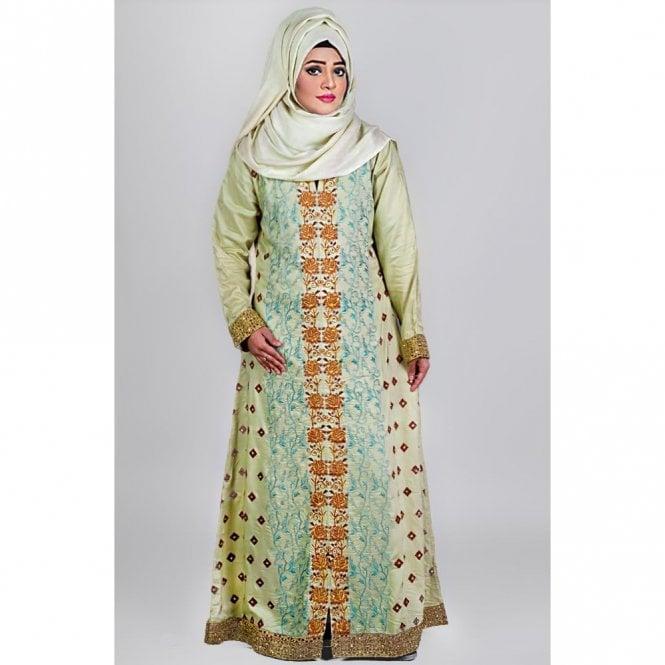 Gown/Jilbab ML 31444