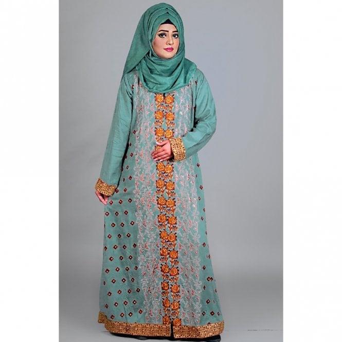 Gown/Jilbab ML 31445