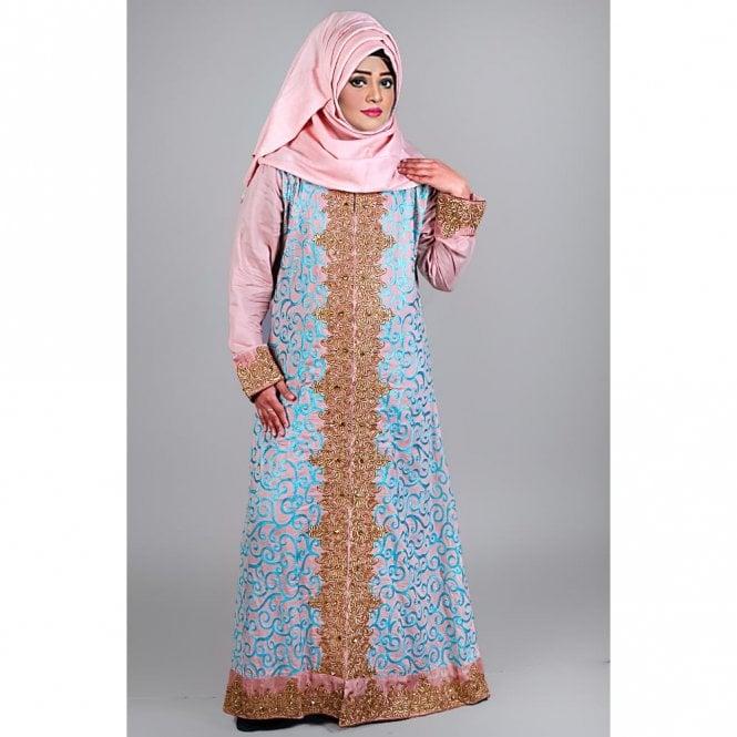 Gown/Jilbab ML 31390