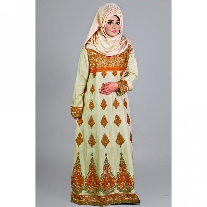 Gown/Jilbab ML 31388