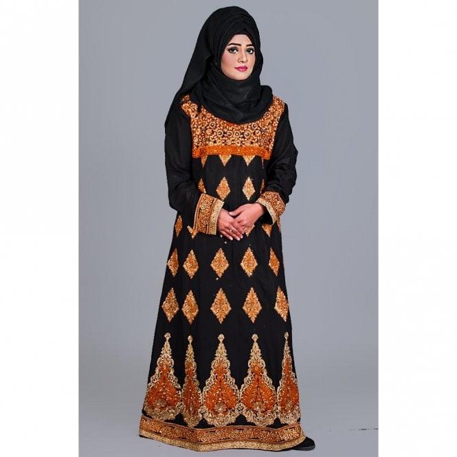 Gown/Jilbab ML 31389