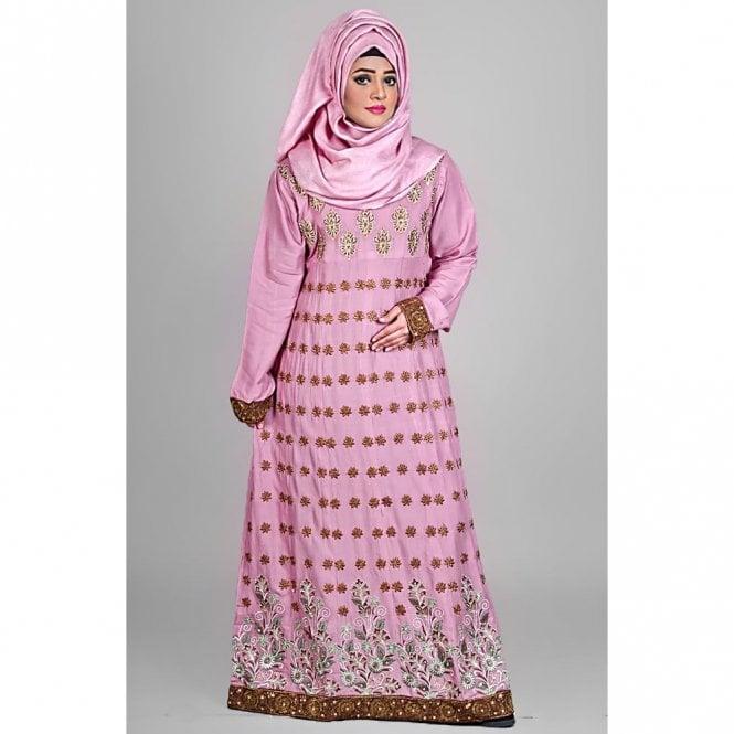 Gown/Jilbab ML 31452