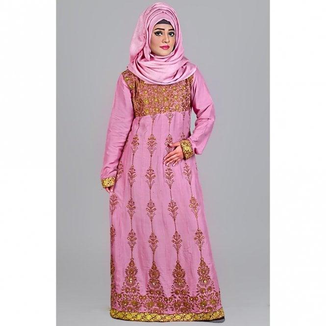 Gown/Jilbab ML 31437