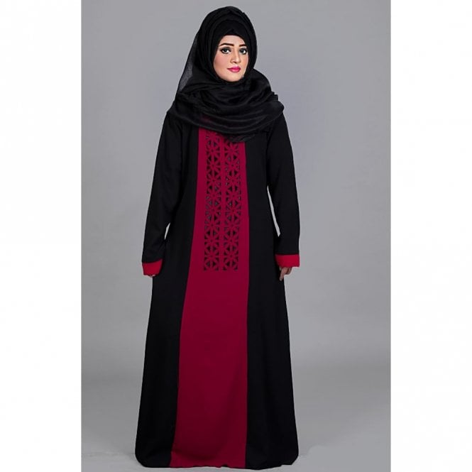 Umbrella Cut Abaya ML 31462