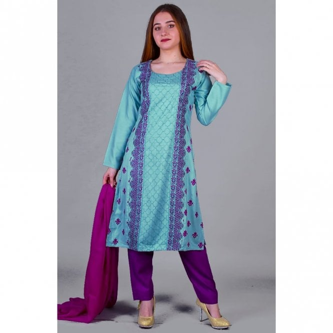 Salwar Suit ML 12007