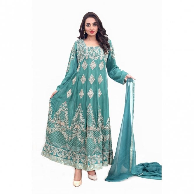 Churidar Long Dress Suit ML 11880